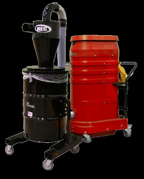 BugMaster - Attic Vac Vermiculite Removal Vacuum System